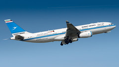 Airbus A330-243 9K-APA Kuwait Airways (William Musculus) Tags: paris charles de gaulle roissy roissyenfrance cdg lfpg airport aeroport spotting aviation plane airplane william musculus 9kapa kuwait airways airbus a330243 a330200 ku kac