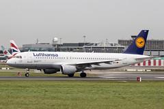 D-AIPP | Lufthansa | Airbus A320-211 | CN 110 | Built 1990 | DUB/EIDW 08/03/2019 (Mick Planespotter) Tags: daipp lufthansa airbus a320211 110 1990 dub eidw 08032019 aircraft airport dublinairport collinstown 2019 nik sharpenerpro3 a320