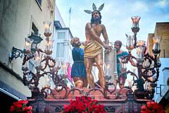 Hermandad de Columna (Jose Pinero) Tags: religión catolica iconografia columna semana santa festividades tradiciones culto espiritualidad