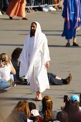 Passion Of Jesus play in Trafalgar Square on Good Friday - 126 (D.Ski) Tags: jesus passionofjesus play trafalgarsquare openair nikon nikond700 200500mm london england wintershall goodfriday easter