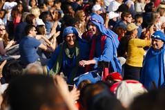 Passion Of Jesus play in Trafalgar Square on Good Friday - 129 (D.Ski) Tags: jesus passionofjesus play trafalgarsquare openair nikon nikond700 200500mm london england wintershall goodfriday easter