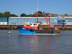 Girl Rona (TH117)  Fishing (Pelagic Trawler) (MMSI: 235004896) Call Sign MCAK6 (guyfogwill) Tags: 1980 2019 244271000 5brt4 april bateau bateaux boat boats coastal coastline devon devoran dschx60 england fisherman fishingboat fishingvessel flicker fogwill gb gbr gbr000a23504 girlrona greatbritan guy guyfogwill marine maritime midwaterottertrawls mmsi235004896 nautical pelagictrawler river riverteign shaldon sony southwest spring teignestuary teignmouthapproaches th117 tq14 uk unitedkingdom vessel visicksofdevoran workboat teignmouth photo interesting absorbing engrossing fascinating riveting gripping compelling compulsive