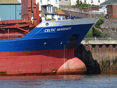 CELTIC MARINER (IMO: 9197387) General Cargo Call Sign: MCNA9 (guyfogwill) Tags: guyfogwill guy fogwill unitedkingdom boats devon bateau shaldon riverteign teignmouth boat gbr april england greatbritan river abp cargo docks spring ship generalcargo january imo9197387 mms305924000 celticmariner bateaux teignestuary southwest uk mcna9 tq14 teignbridge teignmouthapproaches 2019 gb nautical associatedbritishports sony dschx60 coastal marine gbtnm maritime bulbousbow bow mmsi232013665 flicker photo interesting absorbing engrossing fascinating riveting gripping compelling compulsive