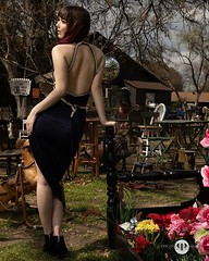 Know any unique spots in the DFW / Denton area? I found this chairy orchard last time, but always looking for someplace fun to shoot at for an onlocation shoot. #Model: @dazedcosplay #Dress: @viesauvagecouture #VSbarbie #Location: #chairyorchard #Photogra (PhotoPersuasion) Tags: photopersuasion dallas photography cosplay