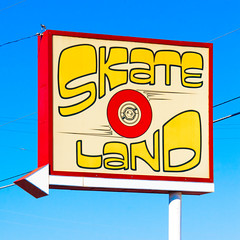 Skateland (Thomas Hawk) Tags: bakersfield california skateland usa unitedstates unitedstatesofamerica