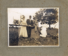 Vintage Photo (neshachan) Tags: instantancestor instantrelatives oldphotograph oldphoto westvirginia couples victorian