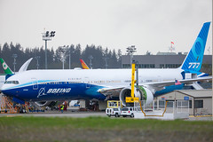 2019_04_13 Boeing KPAE stock-3 (jplphoto2) Tags: 7779 7779x 777x boeing777 boeing777x jdlmultimedia jeremydwyerlindgren kpae n779xw painefield aircraft airplane airport aviation pae