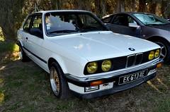 BMW 316 E30 (benoits15) Tags: bmw 316 e30 german car bbs avignon motor festival