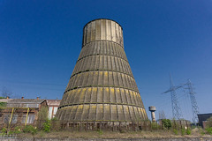The tower (jefvandenhoute) Tags: belgium belgië belgique charleroi industry industrialarcheology light