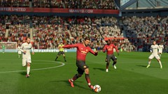 First Day at Manchester United (Skyvlader) Tags: manchester united fifa 19 game gaming captures photography adidas nike old trafford realism stark xbox one share