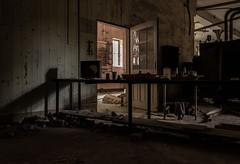 Porcelain Factory (michael_hamburg69) Tags: lostplace offthemap abandonedplace urbanexploration urbex porzellanfabrik porzellan porcelain factory bonechina phototourmit3daybeard3tagebart