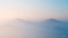 Monday Mornings (Geoff Moore UK) Tags: malvernhillsfog malvernhillsworcestershire hillfog hillcloud cloudinversion morningmists sunriselandscapephotography subtleimage