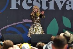 165-20180602_14th Wychwood Music Festival-Cheltenham-Gloucestershire-Main Stage-Toyah (Nick Kaye) Tags: wychwood music festival cheltenham gloucestershire england