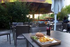 HERRMANNS STRAND BAR (artofthemystic) Tags: vienna danubecanal austria bars restaurants food burgers fries
