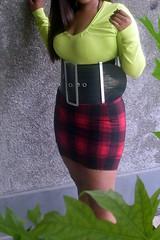 Extreme wide belt SDC13785 (ikat.bali) Tags: skirt amateur leather leder lady woman wide belt gürtel girl fashion fetish frau fotomodell sexy ceinture cintura cinturón ремень 带 ベルト 벨트 เข็มขัด बेल्ट thắtlưng photomodel