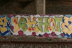 Icyhot (NJphotograffer) Tags: graffiti graff new jersey nj trackside rail railroad bridge icyhot