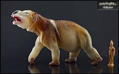Diprotodon (RobinGoodfellow_(m)) Tags: diprotodon southlands replicas vinyl figure model megafauna cenozoic animal animals prehistoric
