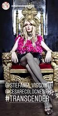 Stefania Visconti (Stefania Visconti) Tags: stefania visconti attrice modella actress model arte artista artist spettacolo performer transgender travesti tgirl ladyboy crossdresser dragqueen italian