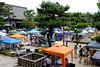 Chion-ji Tezukuri-ichi (handmade goods market), Kyoto (longzijun) Tags: kyoto travel chionji tezukuriichi market handicrafts