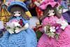 Dolls for sale at Chion-ji Tezukuri-ichi (handmade goods market), Kyoto (longzijun) Tags: kyoto japan travel chionji tezukuriichi handicrafts