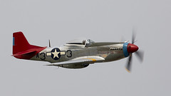 Mustang (Bernie Condon) Tags: mustang northamerican usaaf military us warplane vintage preserved classic fighter ww2 p51 aircraft plane flying aviation