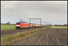 DB Cargo 189 086, Zenderen (J. Bakker) Tags: db dbc cargo br189 189 086 siemens nosta shuttle 42770 zenderen nederland