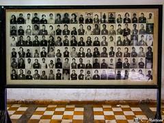 180724-41 S21 (Tuol Sleng) : Musée du Génocide (2018 Trip)
