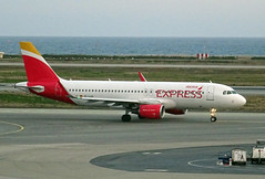 EC-LUS   NCE (airlines470) Tags: msn 5501 a320216 a320 a320200 iberia express nce airport eclus