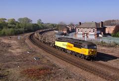 56090 MASBROUGH (Andy Wills.) Tags: 56090 colas rail freight masbrough 6c87
