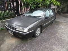 Citroën Xantia, Spotlocatie: Soi Sukhumvit 22, Bangkok, Thailand (gti505) Tags: citroënxantia spotlocatiesoisukhumvit22 bangkok thailand