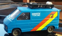 Abarth Van Rally Service 1 (Scuderia_Turini) Tags: abarth van rally service