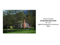 "Smoky Mountain Cabin • <a style=""font-size:0.8em;"" href=""http://www.flickr.com/photos/124378531@N04/32727040517/"" target=""_blank"">View on Flickr</a>"