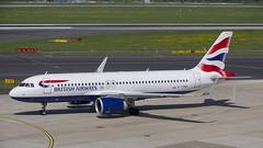 G-TTNF Airbus A320-251N (Disktoaster) Tags: dus düsseldorf airport flugzeug aircraft palnespotting aviation plane spotting spotter airplane pentaxk1
