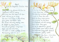 April (Hornbeam Arts) Tags: poem poetry clare johnclare