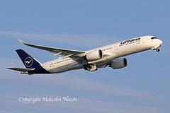 A350-941 D-AIXM LUFTHANSA 2 (shanairpic) Tags: jetairliner passengerjet shannon a350 airbusa350 lufthansa daixm