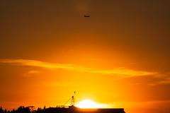 Sunset / @ 300 mm / 2019-04-22 (astrofreak81) Tags: explore clouds shadow schatten sunset sun wolken sonnenuntergang sonne sky himmel heaven light dawn orangesky orange dresden 20190422 astrofreak81 sylviomüller sylvio müller