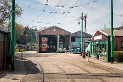 2 (somedaysooned) Tags: eastanglia england uk transport bus tilleybus tram museum vintage old classic