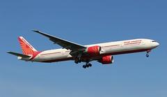 VT-ALP Boeing 777-337ER Air India (R.K.C. Photography) Tags: vtalp boeing 777337er b777 aircraft aviation airliner airindia ai aic london england unitedkingdom uk 09l londonheathrowairport lhr egll canoneos100d