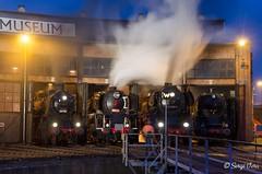 _SVG7291 (giver40 - Sergi) Tags: dresden dampflok steamlocomotive locomotora de vaporrotonda vapor steam nocturna dampfloktreffen sajonia drehscheibe