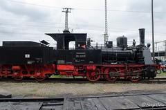 BR 89 6009 (giver40 - Sergi) Tags: dresden dampflok steamlocomotive locomotora de vaporrotonda vapor steam dampfloktreffen sajonia drehscheibe br89