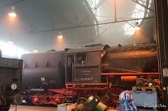 BR 52 8079-7 (giver40 - Sergi) Tags: dresden dampflok steamlocomotive locomotora vaporrotonda vapor steam dampfloktreffen sajonia drehscheibe depósitodelocomotoras