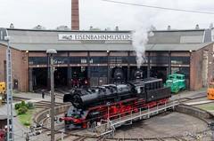 BR 50 3648-8 (giver40 - Sergi) Tags: dresden dampflok steamlocomotive locomotora vapor steam dampfloktreffen sajonia br50 drehscheibe rotonda depósitodelocomotoras