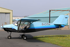 G-CITH (GH@BHD) Tags: gcith ranss6escoyote rans s6es coyote ulsterflyingclub newtownardsairfield newtownards aircraft aviation