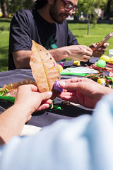 Earth_Day_20190422_0186 (Sacramento State) Tags: library quad sacramentostate sacstate sacramento students asi well food pantry earth day leaf