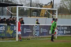 Cheshunt FC 1-1 Uxbridge FC (6-4-19) (49) (Local Bus Driver) Tags: cheshunt fc 11 uxbridge 6419 isthmian league south central bostik football