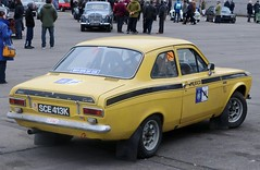 SCE 413K (Nivek.Old.Gold) Tags: 1971 ford escort mexico 1598cc mk1 northoxoncarclub teamretrospeed