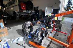 DSC_6191 (valvecovergasket) Tags: syncro subaru swap vanagon adventure wagon vw volkswagen vanlife camper van