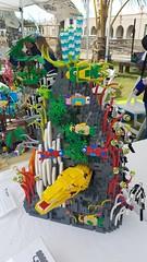 """09 (""""Big Daddy"""" Nelson) Tags: leahi hawaii waikiki aquarium fish lego event afol"""