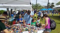 """16 (""""Big Daddy"""" Nelson) Tags: leahi hawaii waikiki aquarium fish lego event afol"""