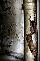 Trans_Allegheny_RustedPipe (Lo8i) Tags: transalleghenylunaticasylum westonwv abandoned blended light lightpainting old pipes rust urbex flickrlounge